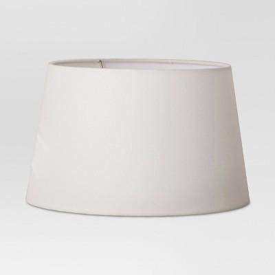 Taper Drum Lamp Shade White Project, Slip Uno Drum Lamp Shades