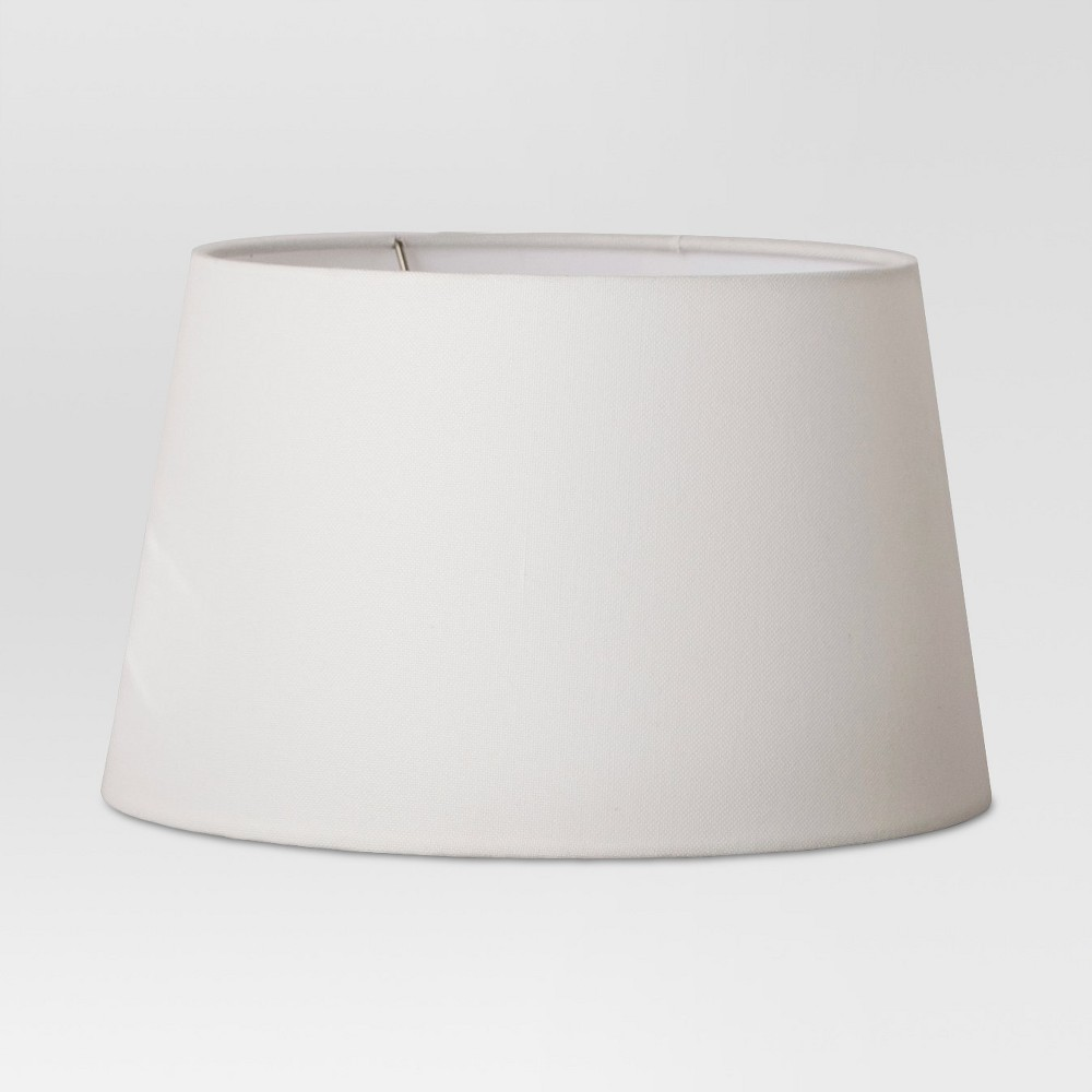 Image of Taper Drum Small Lamp Shade White - Project 62