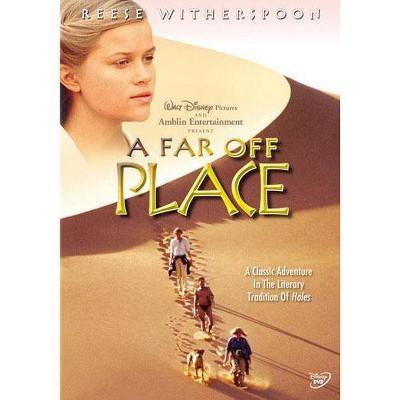 A Far Off Place (DVD)(2010)