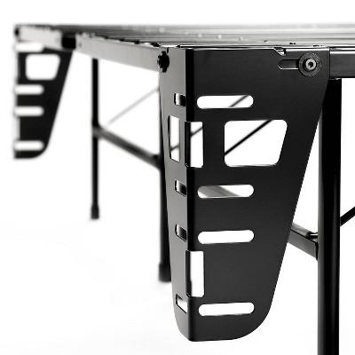 Set of 4 Bed Skirt and Headboard/Footboard Bracket - Zinus