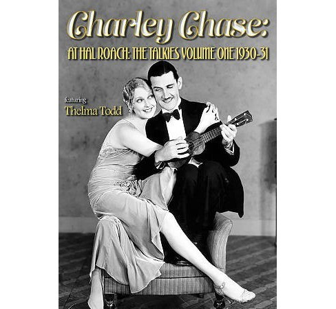 Charley Chase:At Hal Roach Talkies V1 (DVD) - image 1 of 1
