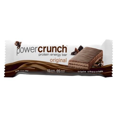 29dab169dbdb1 Power Crunch Protein Energy Bar - Triple Chocolate - 5ct   Target