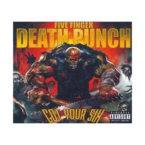 five finger death punch got your six album download free