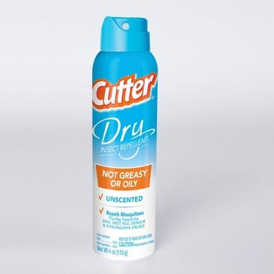 Cutter Dry 4oz Aerosol