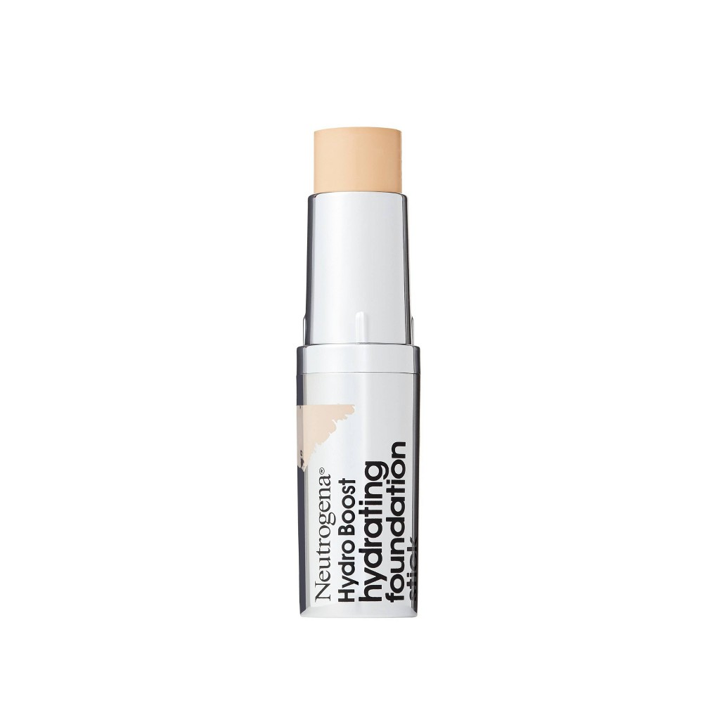 Neutrogena Neutrogena Hydro Boost Hydrating Foundation Stick With Hyaluronic Acid Oil Free Non Comedogenic Moisturizing Makeup For Smooth Coverage Radiant Looking Skin Natural Beige 0 29 Oz From Amazon Shefinds