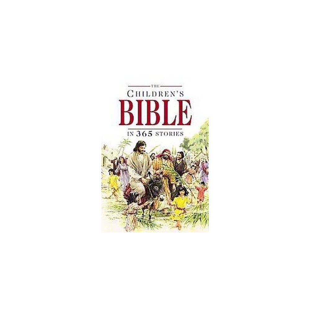 Children's Bible in 365 Stories (Reissue) (Hardcover) (Mary Batchelor)