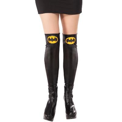DC Comics Batgirl Boot Tops