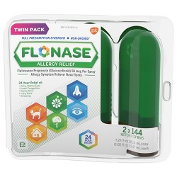 Flonase Allergy Relief Nasal Spray - Fluticasone Propionate