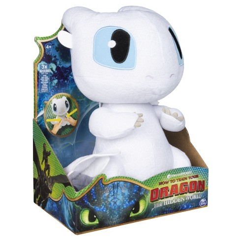 DreamWorks Dragons Squeeze and Growl Lightfury 10