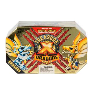 Treasure X Dragon Single Pack