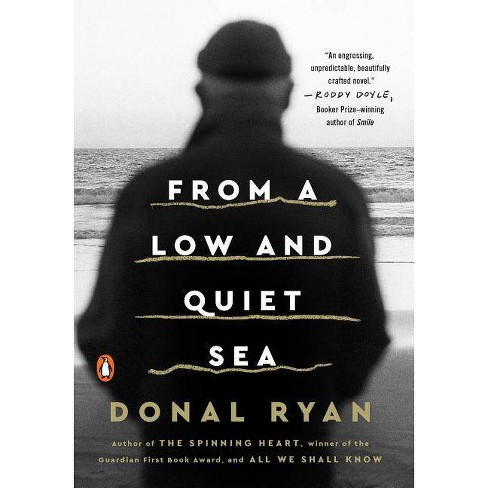 From a Low and Quiet Sea - by  Donal Ryan (Paperback) - image 1 of 1