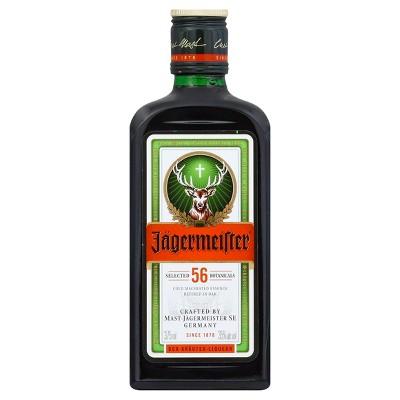 Jagermeister Liqueur - 375ml Bottle