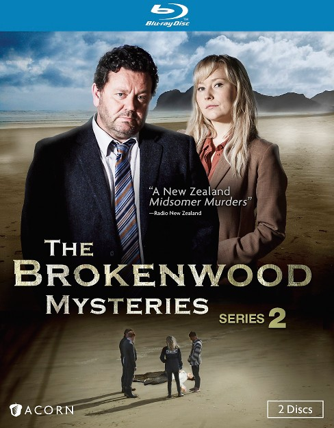 Brokenwood mysteries:Series 2 (Blu-ray) - image 1 of 1