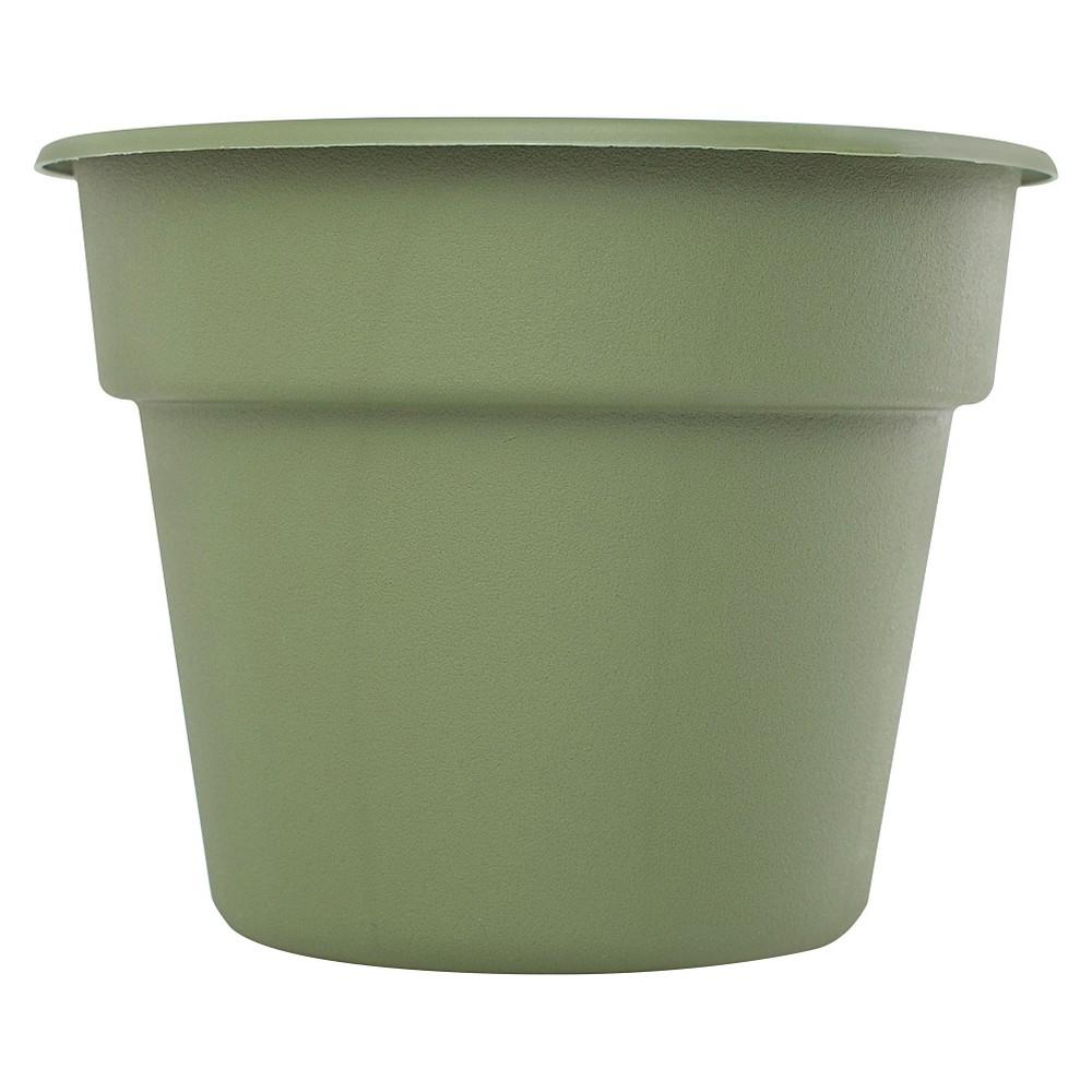"Image of ""10"""" Dura Cotta Planter - Living Green - Bloem"""