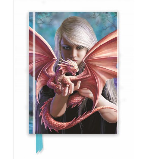 Anne Stokes : Dragonkin - Foiled Journal (New) (Hardcover) - image 1 of 1