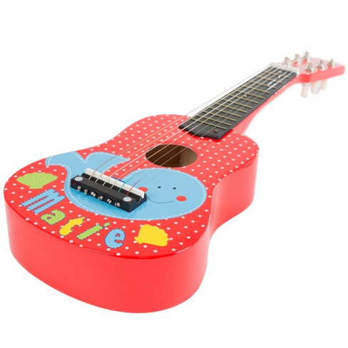 384b62314816b Hey! Play! Toy Acoustic Guitar With 6 Tunable Strings   Target