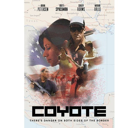 Coyote (DVD) - image 1 of 1