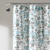 Weeping Flower Shower Curtain - Lush Decor - image 3 of 4