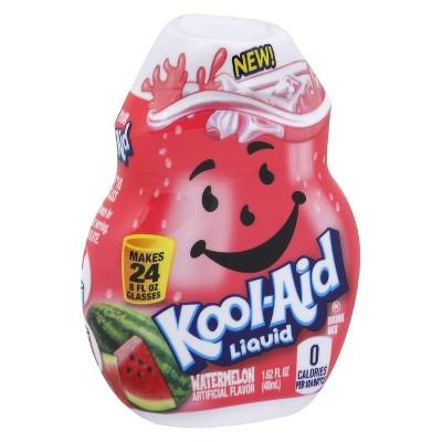 Kool-Aid Liquid Watermelon Drink Mix - 1.62 fl oz