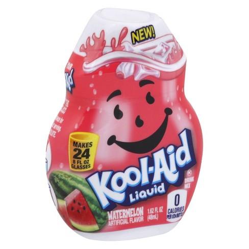 Kool-Aid Liquid Watermelon Drink Mix - 1.62 fl oz - image 1 of 4