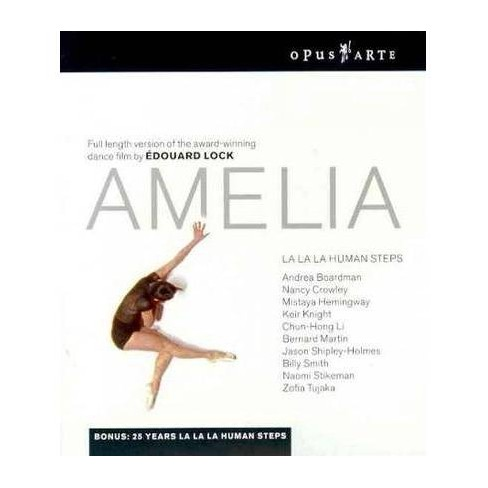 LANG:AMELIA (Blu-ray) - image 1 of 1