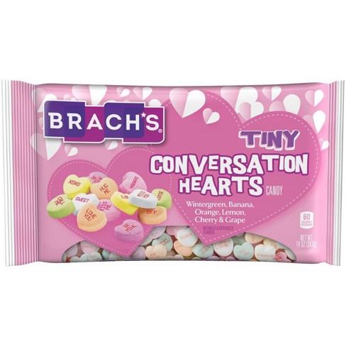 Brach's Valentine's Day Tiny Conversation Hearts - 14oz - image 1 of 3