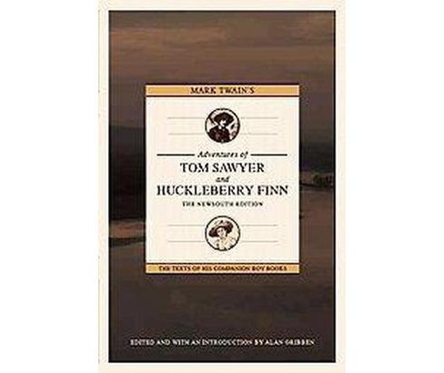 Mark Twain's The Adventures of Tom Sawyer and Huckleberry Finn : The Newsouth Edition (Original) - image 1 of 1