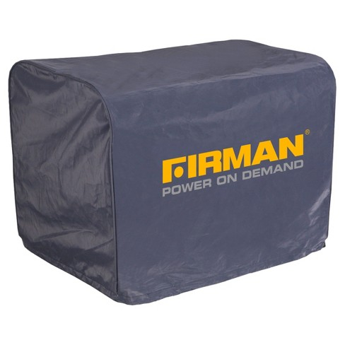 Large 3300 Watts Inverter Cover - Black - Firman Power - image 1 of 2