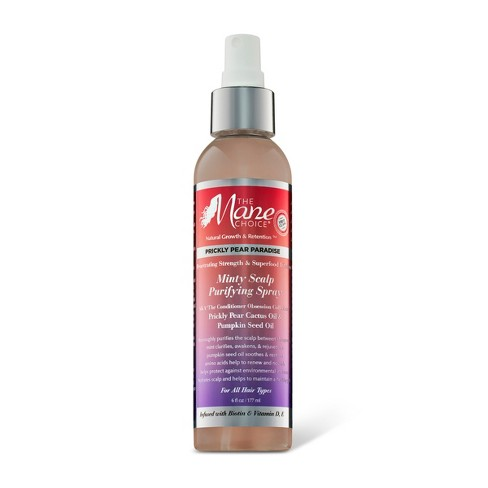 The Mane Choice Prickly Pear Paradise Minty Scalp Purifying Spray - 6 fl oz - image 1 of 5