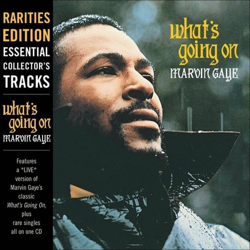 Marvin gaye - What's going on (Rarities edition) (CD) - image 1 of 10