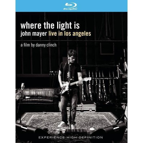 John Mayer: Where the Light Is - John Mayer Live in Los Angeles [Blu-ray] - image 1 of 1