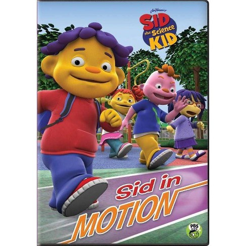 Sid The Science Kid: Sid In Motion (DVD) - image 1 of 1