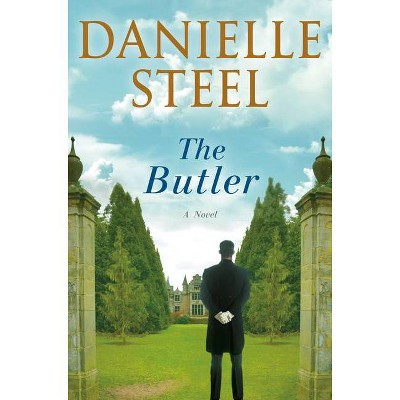 The Butler - by  Danielle Steel (Hardcover)