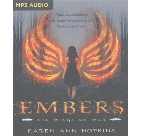 Embers (MP3-CD) (Karen Ann Hopkins) - image 1 of 1