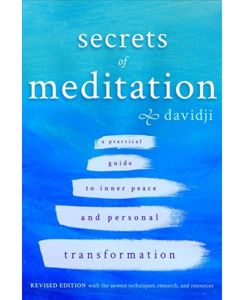 Secrets of Meditation : A Practial Guide to Inner Peace and Personal Transformation (Revised) - image 1 of 1