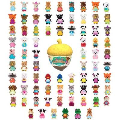 Li'l Woodzeez Bobblehead Collection - Surprise Bobblehead Animal Toy in Acorn