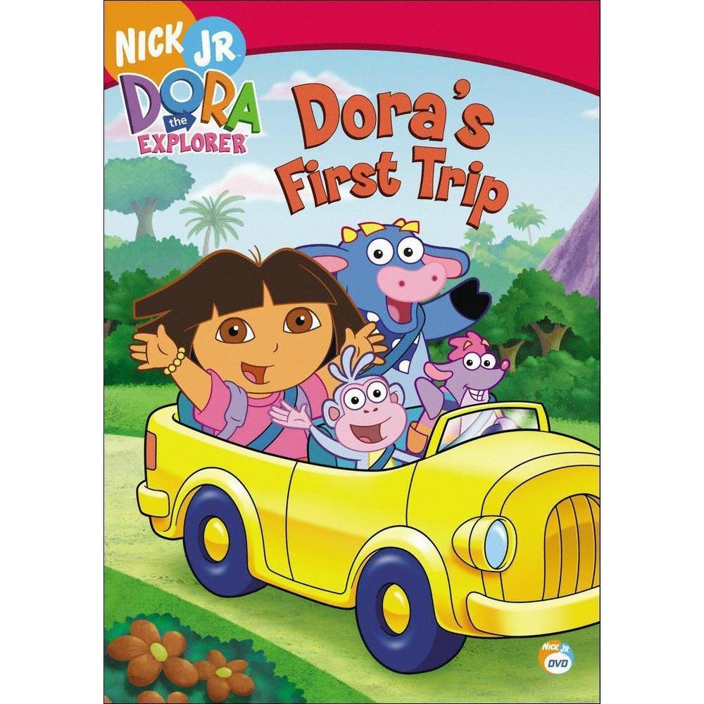 Dora the Explorer: Dora's First Trip (dvd_video)