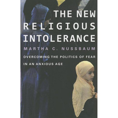 The New Religious Intolerance - by  Martha C Nussbaum (Paperback) - image 1 of 1
