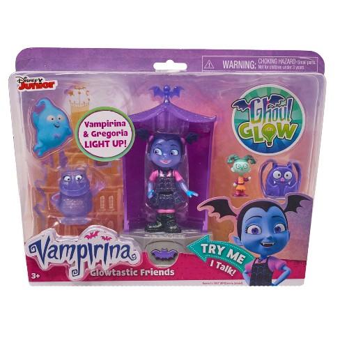 Vampirina Glowtastic Friends Set Target