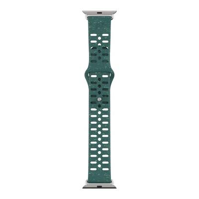 Pela Eco-Friendly Apple Watch Bands Series 3/4/5/6/SE 42/44mm - Green