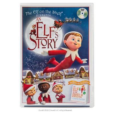 The Elf on the Shelf: An Elf's Story DVD