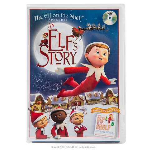 The Elf on the Shelf®: An Elf's Story™ DVD - image 1 of 2