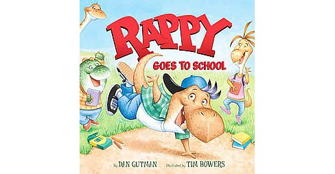 Rappy Goes to School (School And Library) (Dan Gutman) - image 1 of 1