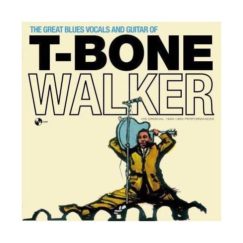 T-Bone Walker - Great Blues Vocals and Guitar of T-Bone Walker (Vinyl) - image 1 of 1