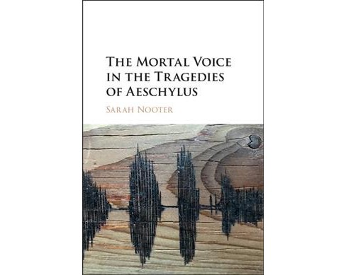 Mortal Voice in the Tragedies of Aeschylus (Hardcover) (Sarah Nooter) - image 1 of 1