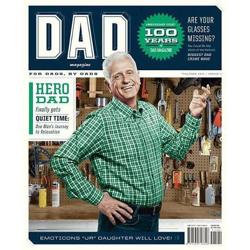 Dad Magazine - by  Jaya Saxena & Matt Lubchansky (Paperback) - image 1 of 1