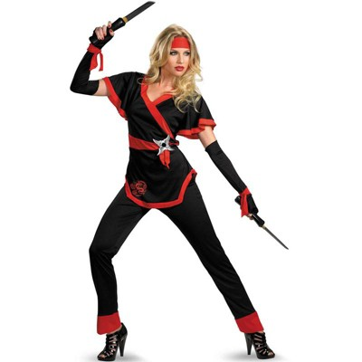 Disguise Ninja Dragon Female Adult Costume