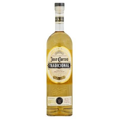 Jose Cuervo Tradicional Tequila - 750ml Bottle