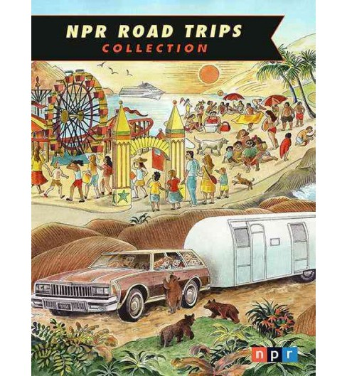 NPR Road Trips Collection (CD/Spoken Word) - image 1 of 1