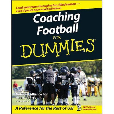 Coaching Football for Dummies - (For Dummies) (Paperback)